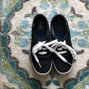 Black Classic Keds Sneakers